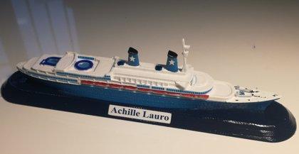 Achille Lauro ex. Willem Ruys 1:1250 Flotta Lauro 1946 - 1994