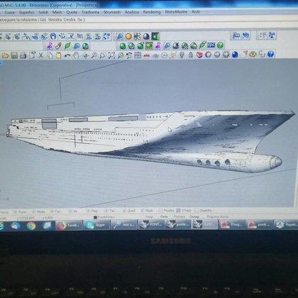 Work in progress / MSC SEASIDE and MSC SEAVIEW scale 1:400