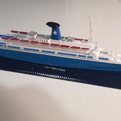 ANGELINA LAURO Flotta Lauro  scale  1:1250